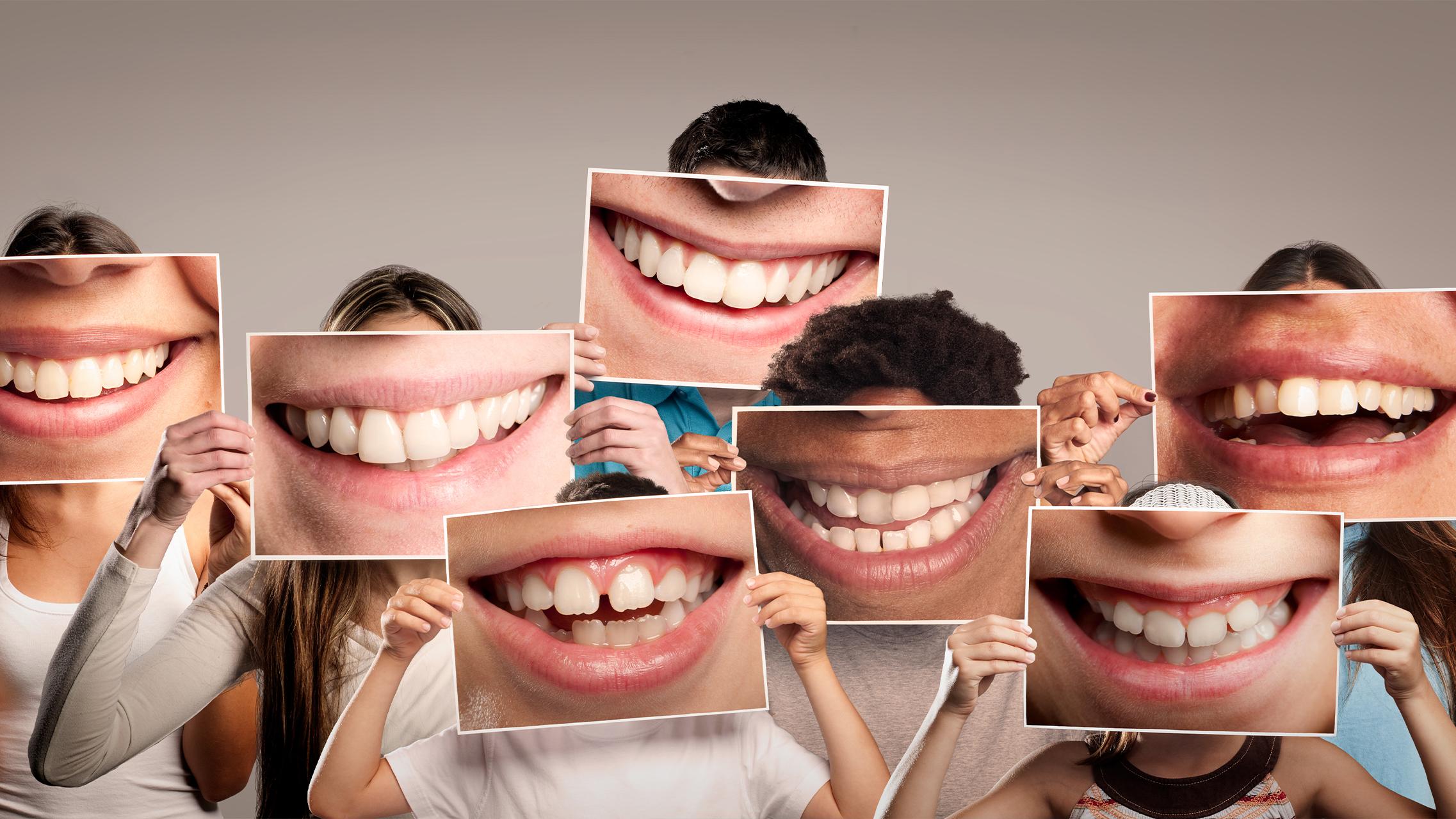 Was verraten unsere Zähne über unser Leben?
