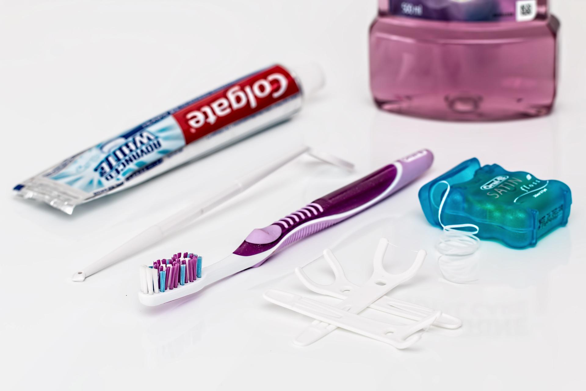 Mundhygiene-Tipp 1: Mundspülung anwenden