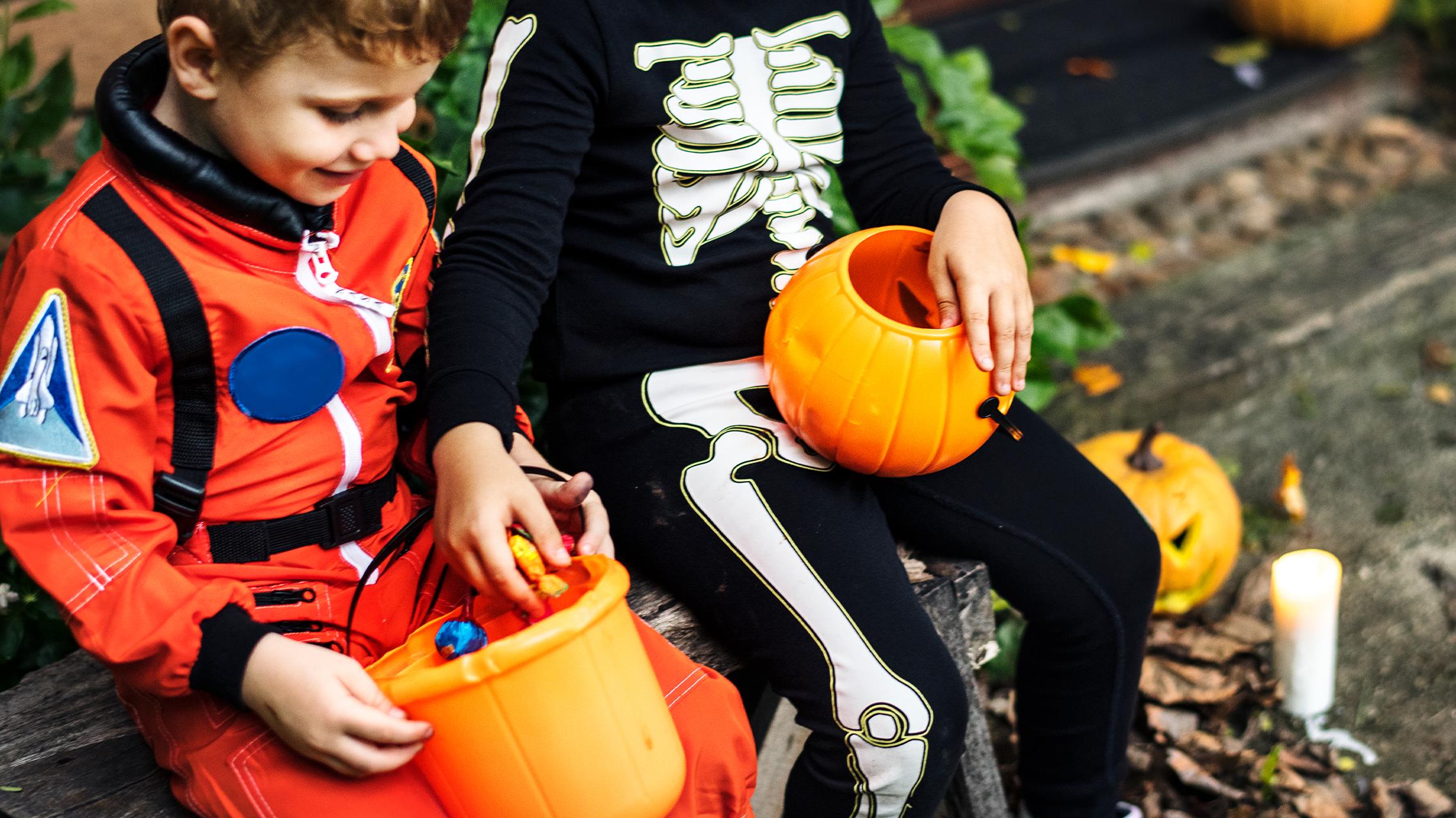 Süßigkeiten zu Halloween – Tipps und Tricks
